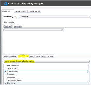 Get Related Entity Fields