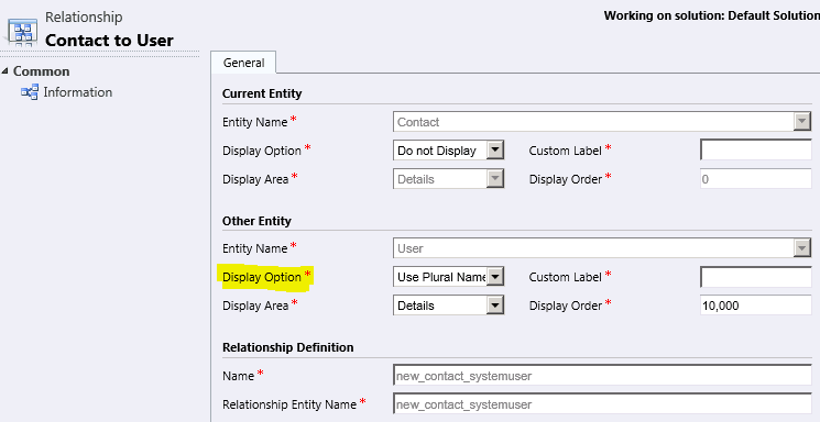 Related entity not coming up in view filter (3/4)