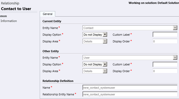 Related entity not coming up in view filter (1/4)