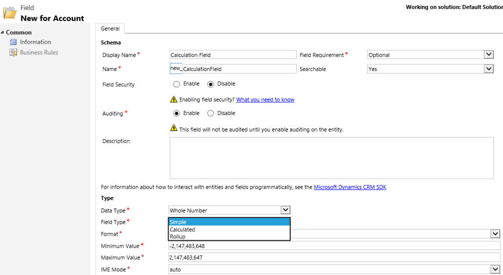CRM 2015 Enhancements and new features (1/6)