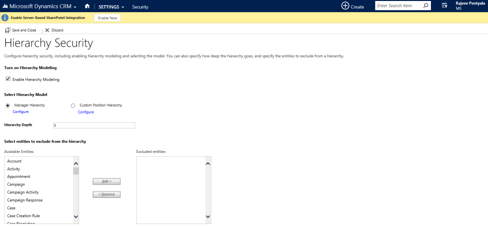CRM 2015 Enhancements and new features (3/6)