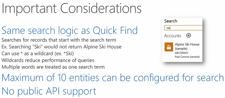 CRM 2015 Enhancements and new features (4/6)