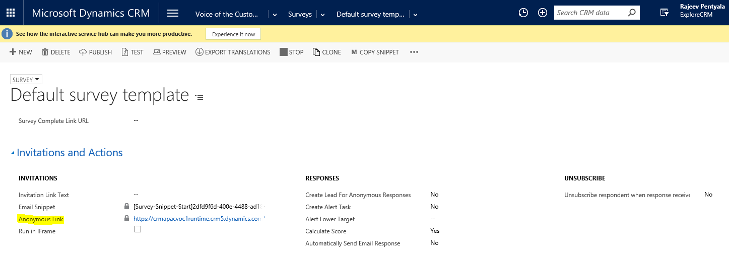 voice of the customer surveys crm 2016 voice of customer s survey rajeev pentyala 4472