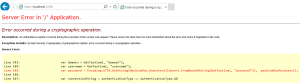 Cryptographic-error-adx-portal