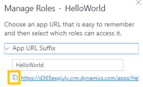 App URL-2